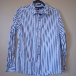 Marc Anthony Button Down Shirt Large